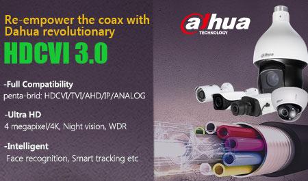 HDCVI 3.0: HD analog công nghệ mới